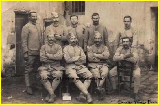 Groupe de soldats 1