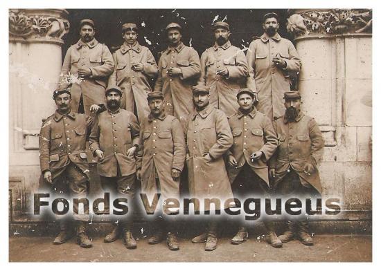 Groupe Soldats 219e RI